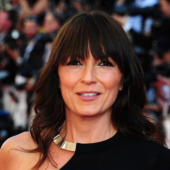 Davina McCall says she's 'kicking against' going down the Botox route
