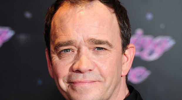 Todd Carty is competing to be the next Celebrity MasterChef