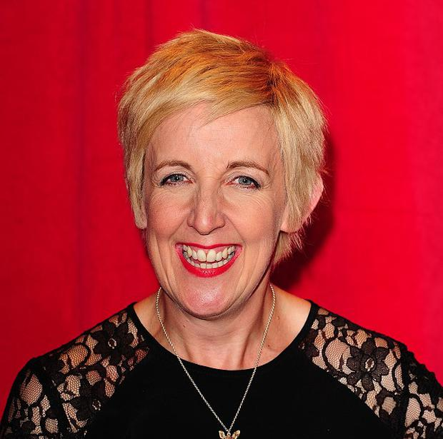 Julie Hesmondhalgh, who played Hayley Cropper in Coronation Street