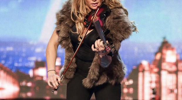 Lettice Rowbotham was described by Simon Cowell as