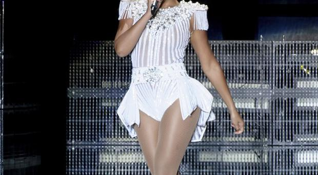 Beyonce is said to be a fan of Britain's Got Talent act Yanis Marshall, Arnaud and Mehdi