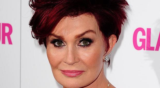 Sharon Osbourne was a judge on the last series of The X Factor