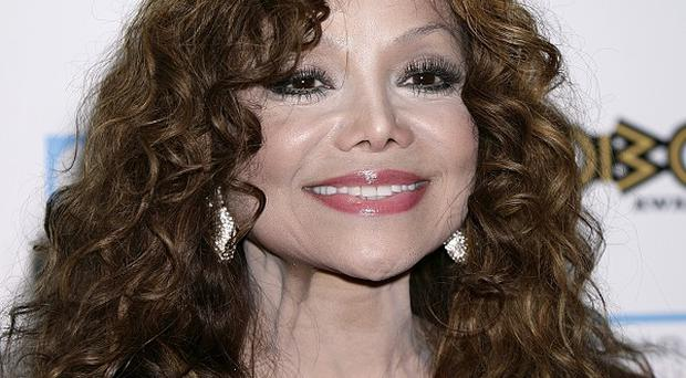 La Toya Jackson said viewers of her reality series will see how she reacted to a marriage proposal