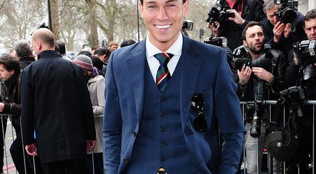 Joey Essex will be adding speech-giving to his resume