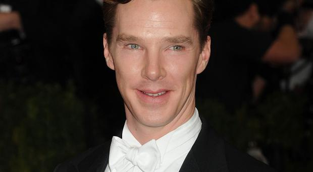 Benedict Cumberbatch is helping to mark the D-Day anniversary
