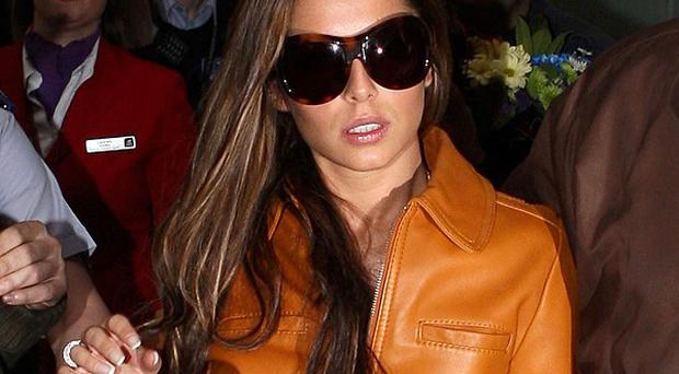 Cheryl Cole's new man is French, but she can't speak the lingo