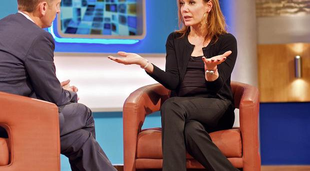 Tara Palmer Tomkinson opened up about her battle with drug addiction to Jeremy Kyle