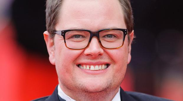 Alan Carr has signed up as the host of a new Channel 4 talent show