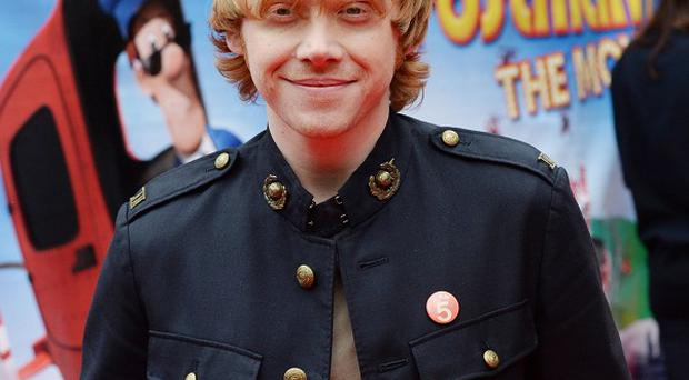 Rupert Grint has signed up to appear on Broadway