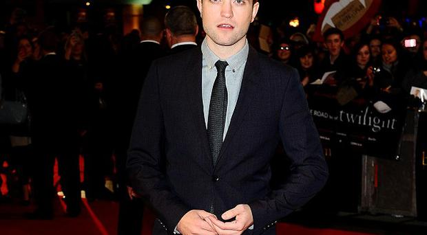 Robert Pattinson has revealed ambitions to be a rapper called Big Tub