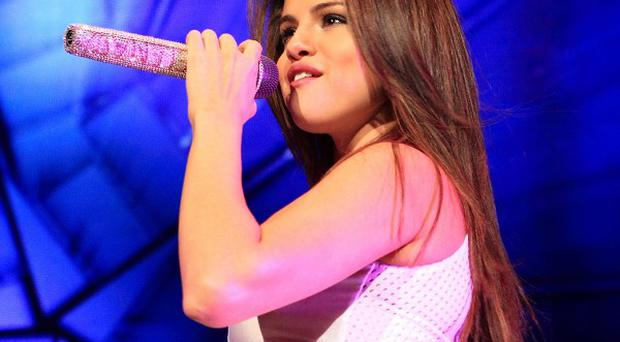 A homeless man has been ordered to undergo psychological treatment after pleading no contest to stalking Selena Gomez (Invision/AP)