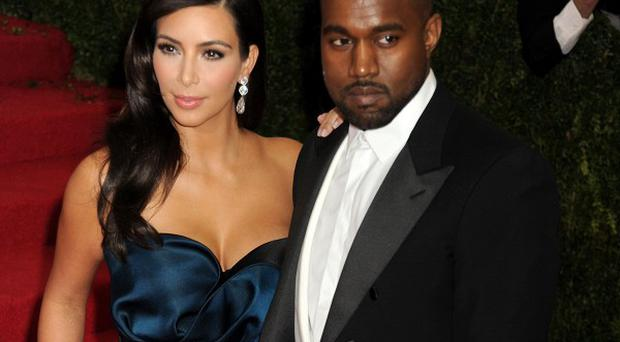 Kim Kardashian and Kanye West threw a festival-themed party for their daughter's birthday