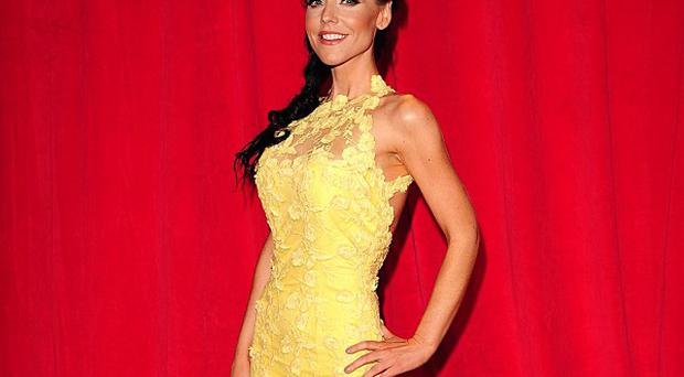 Stephanie Waring has defended her former pal Kym Marsh on Twitter