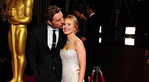 Dax Shepard and Kristen Bell are expecting their second child together