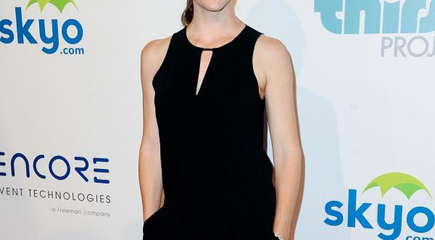 Jennifer Garner arrives at the Thirst Project's Annual Gala