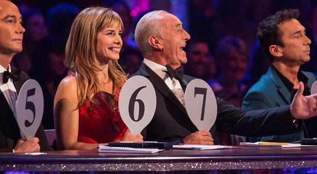 Craig Revel Horwood, Darcey Bussell, Len Goodman and Bruno Tonioli will be back on the Strictly panel