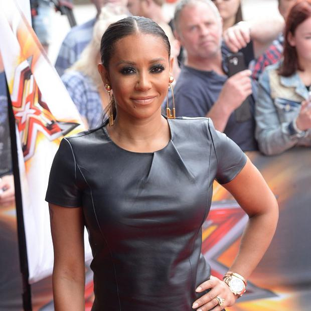 Mel B is back as an X Factor judge