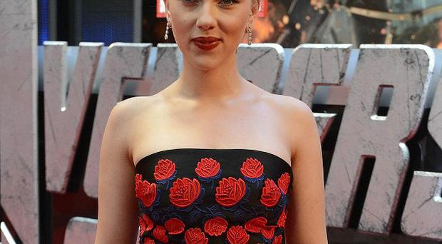 Scarlett Johansson has been awarded damages in a court case in France