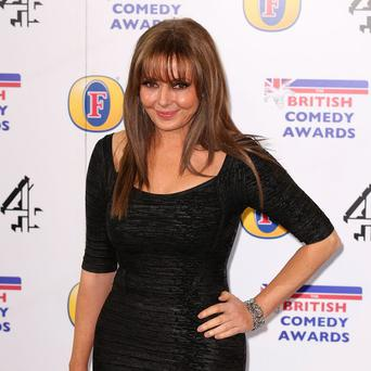 Carol Vorderman is leaving Loose Women