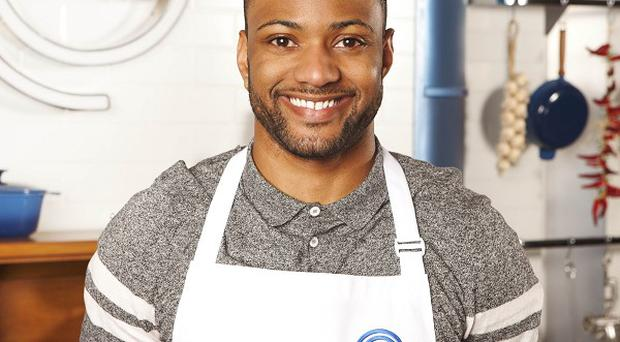 JB Gill failed to make it through to the Celebrity MasterChef finals