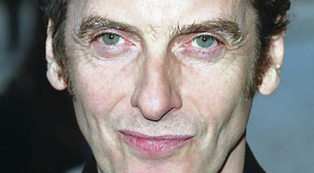 Star: Peter Capaldi