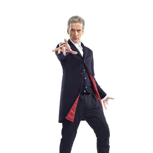 Peter Capaldi will attend a London premiere of the first episode of his debut Doctor Who series