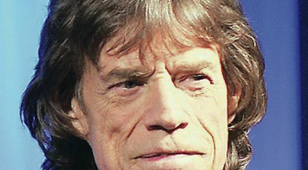 Support: Mick Jagger