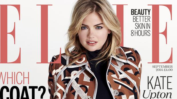 Kate Upton says she'd be happy returning to life on a farm