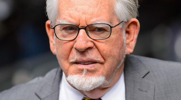 Rolf Harris was sentenced at the beginning of July