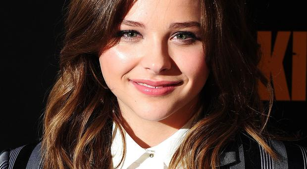 Chloe Grace Moretz says she is in no hurry to find love