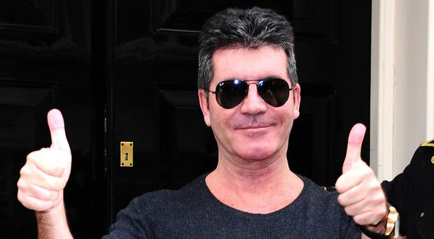 Simon Cowell is being honoured with a TV industry award