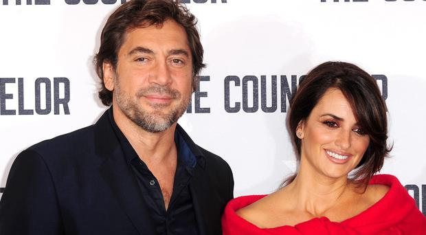 Javier Bardem and Penelope Cruz want peace in Gaza