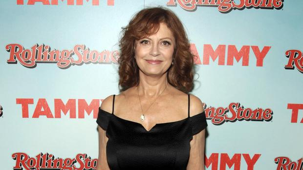 Susan Sarandon's home has been burgled
