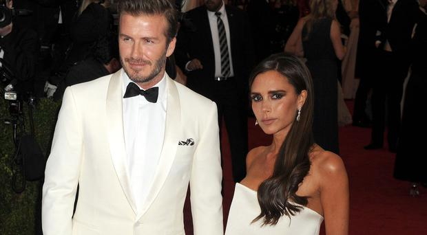 Victoria Beckham says her co-ordinated outfit days with husband David are over