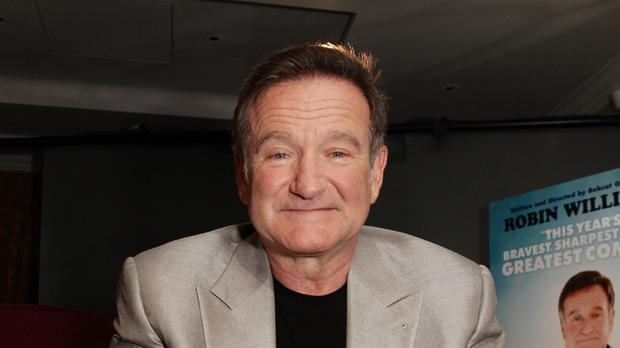 Robin Williams was been found dead at his home in California