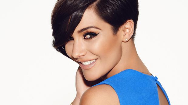 Frankie Sandford is the first celebrity to be confirmed for the line-up for Strictly Come Dancing 2014