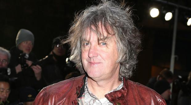 James May owns three bicycles and loves cycling
