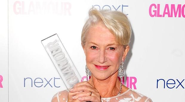 Helen Mirren has revealed she was slightly ambivalent about becoming a Dame