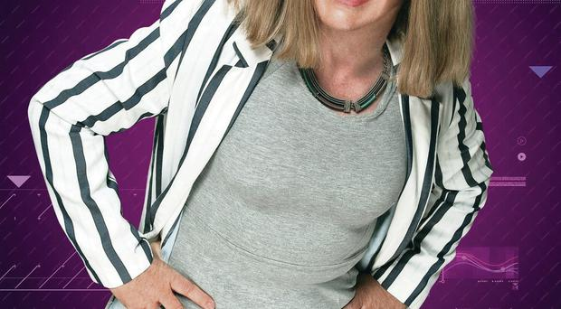Kellie Maloney, who is confirmed as a housemate for the latest series of Celebrity Big Brother