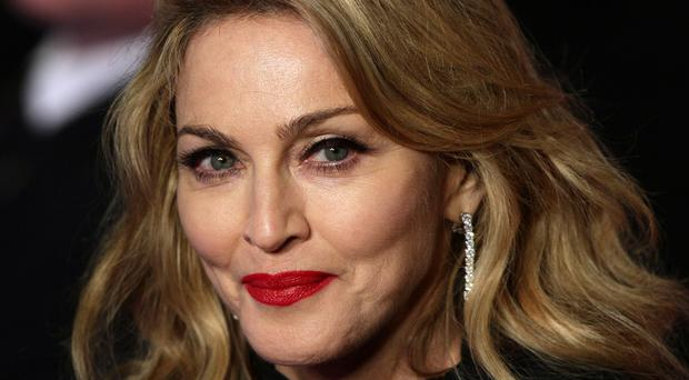 Madonna celebrated her birthday with family and friends