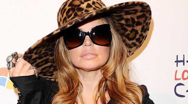 Fergie says her son has walked for the first time