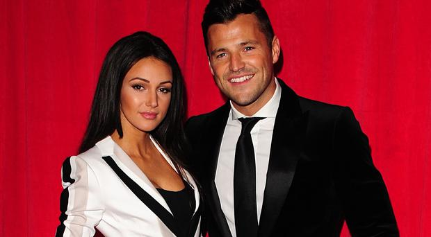 Michelle Keegan has moved south to live with fiance Mark Wright