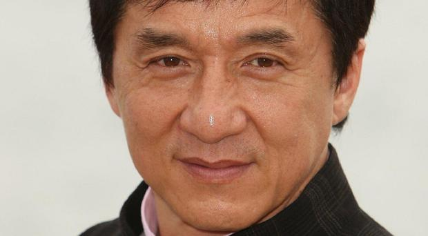 Jackie Chan has apologised for his son's actions