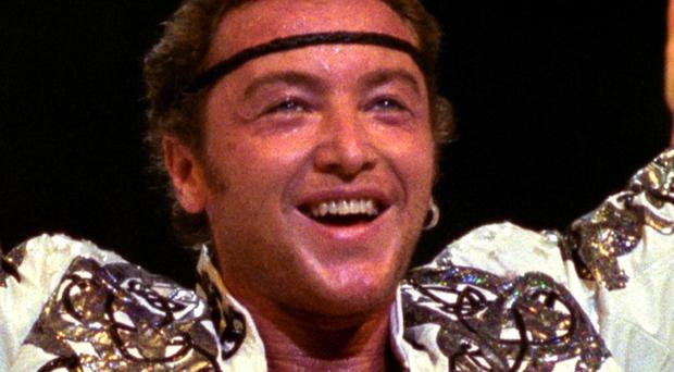 Michael Flatley is back in the West End