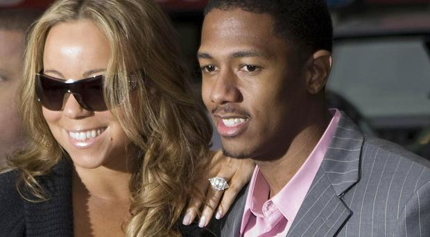 Mariah Carey and Nick Cannon are living in separate houses