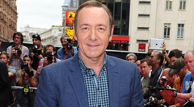 Kevin Spacey says Jack Lemmon was a huge help in his career