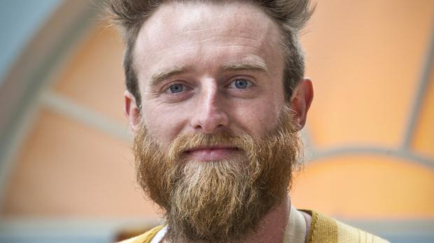 Iain Watters who became the fourth baker to leave The Great British Bake Off