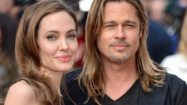 Angelina Jolie and Brad Pitt have tied the knot