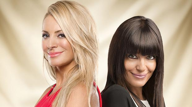 Tess Daly and Claudia Winkleman will co-host Strictly Come Dancing this year