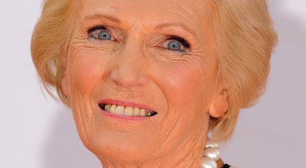Mary Berry doesn't want to live beyond 90